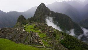 endlich angekommen! Weltwunder Machu Picchu